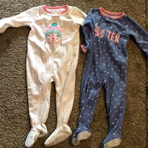 Carters Footie Pajamas (3)
